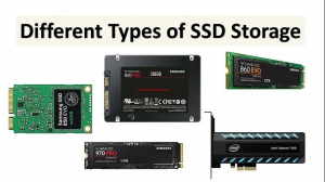type of ssd